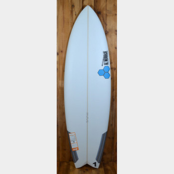 "Channel Islands High 5 5'10"" Surfboard"