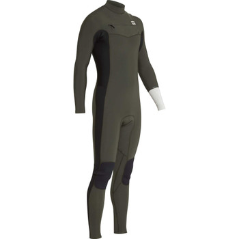 Billabong Furnace Revolution 3/2 C/Z Wetsuit - Dark Olive