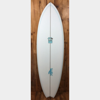 "Fletcher Chouinard Designs Fark 5'10"" Surfboard"