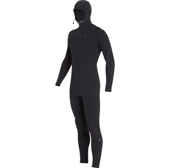 Billabong Furnace Carbon Comp 4/3 Hooded Wetsuit