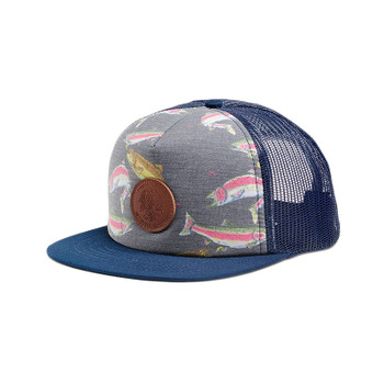 Roark Revival Hobo Nickel Trucker Hat - Navy - 2