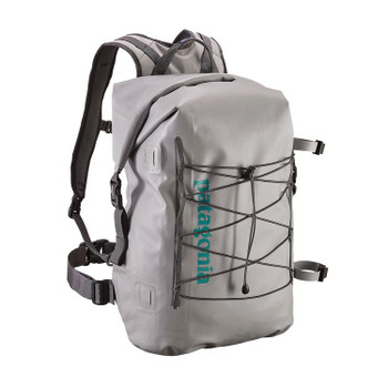 Patagonia Stormfront Roll Top Pack - Drifter Grey