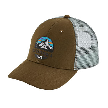Patagonia Fitz Roy Scope Lopro Trucker Hat - Sediment