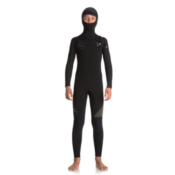 Quiksilver Youth Syncro 5/4/3 Hooded Wetsuit