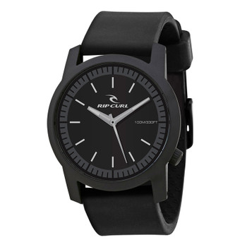 Rip Curl Cambridge ABS Silicone Watch - Black