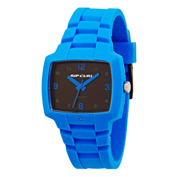 Rip Curl Tour Silicone Watch - Blue