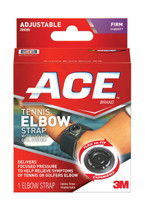 Ace Tennis Elbow Strap with Adjustable Custom Dial System