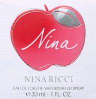 Nina By Nina Ricci, 1 oz Eau de Toilette Spray