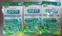 Gum G-U-M Go Between Proxabrush Cleaners Tight, tight 8 each by Gum (Pack of 3)