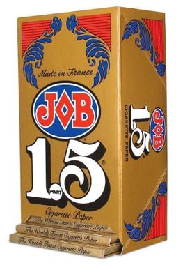 Original Job 1 5 Gold Cigarette Paper