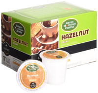 Keurig Green Mountain Coffee, Decaf Hazelnut