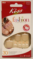 Kiss Fashion Toe Nails  00808