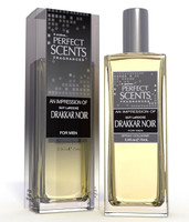 Perfect Scents Fragrances Spray Cologne, for Men, Impression Drakkar Noir, 2.5 oz.