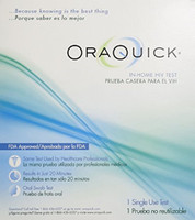 OraQuick in home HIV Kit