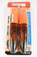 Rimmel Scandal Eyes Curve Alert Mascara, 001 Black