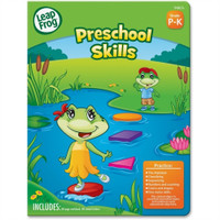 LeapFrog Preschool Skills Workbook, 60 Pages and 60 Reward Stickers