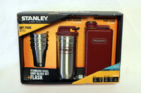 Stanley Stainless Steel Shot Glass Set - Flask