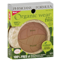 Physicians Formula Organic Wear, .4 oz, 2in1