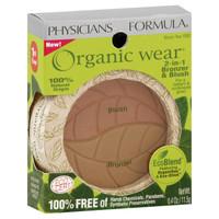 Physicians Formula Organic Wear, .4 oz, 2in1