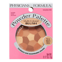 Powder Palette® Blushing Mocha Multi-Colored Blush 0.17 oz Box