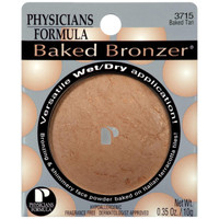 Physicians Formula Baked Bronzer, Baked Tan, 0.35 Ounce