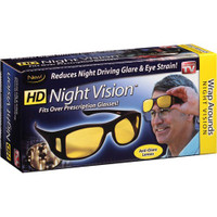 HD Vision(TM) Wraparounds Wrap Around Glasses A