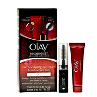 Olay Regenerist Eye Cream & Lash Serum Duo