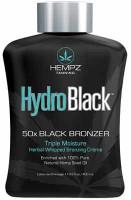 Hempz HYDROBLACK 50X Black Bronzer, 13.5 oz
