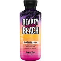 Supre Beauty and The Beach Dark Tanning Lotion, 10.1 oz