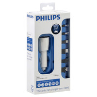 Phillips Universal USB Car Charger