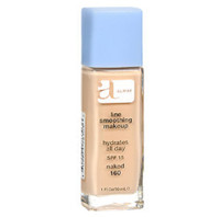 Almay Line Smoothing Liquid Makeup, Naked 160 SPF 15