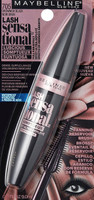 Maybelline Lash Sensational Luscious Waterproof Mascara, Brownish Black