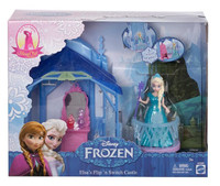 Disney Frozen Elsa's Flip and Switch Castle