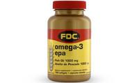 FDC Omega 3 Fish Oil 1000MG, 100 softgels