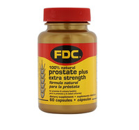 FDC Prostate Plus Extra Strength, 60 capsules