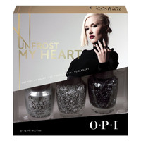 Gwen Stefani for OPI - Unfrost My Heart - 3pc set 0.5 oz
