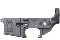 Spikes Tactical - Stripped Lower (Multi) Forged Spider - Bullet Markings
