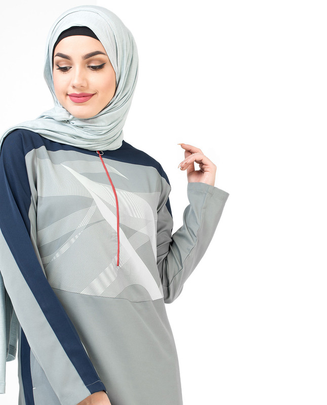 Pista Green Smart Jilbab