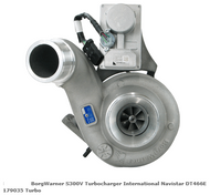Reman Turbo Charger  179035R