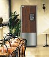 Traditional Wood Core Swinging Doors