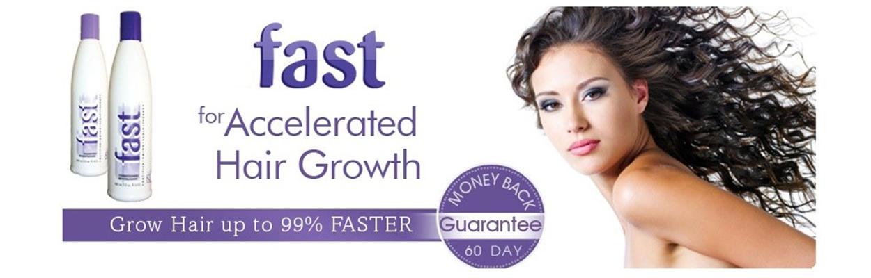 FAST hair growth shampoo
