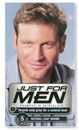 Just For Men Hair Colour