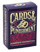 Cards and Punishment: Vol. 1, an Unofficial Expansion Pack Against Humanity …