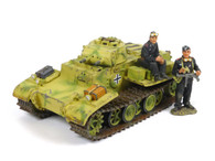 King & Country WS108 WWII German Army Panzer MK 1 Tank