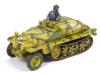 King & Country WS101 WWII German SD.KFZ.252 Transporter Retired