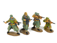 King & Country WSS17 WWII German SS Panzer Grenadiers
