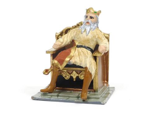 Hornung Art Historical Figure Charlemagne