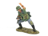 King & Country WS233 WWII Squad Leader