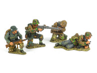 King & Country WS51 WWII MG42 Gun Group