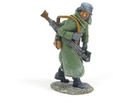 King & Country BBG059 WWII Winter MG34 Gunner